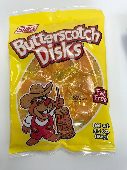 Butterscotch Disks