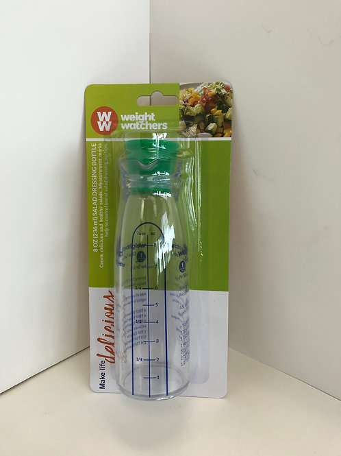 Weight Watchers Dressing Bottle 8 OZ