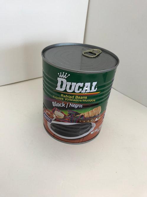 Ducal Black Beans 29 OZ