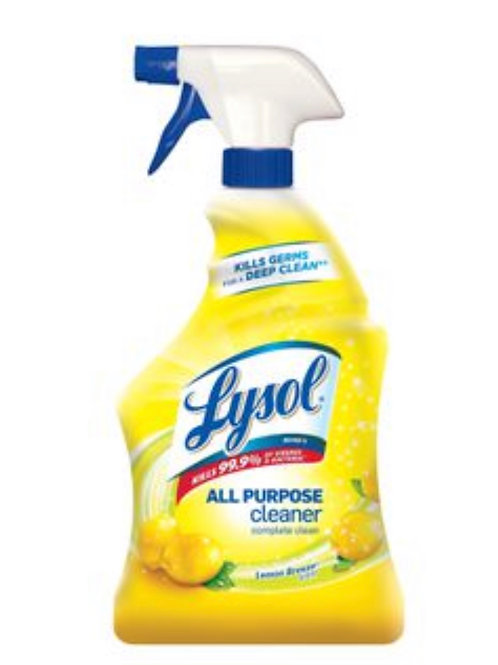 Lysol All Purpose Cleaner 32 oz