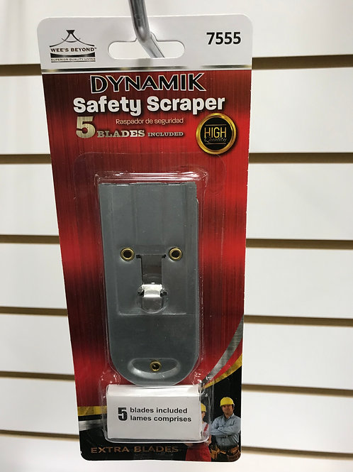 Safety Scraper 5 Blades