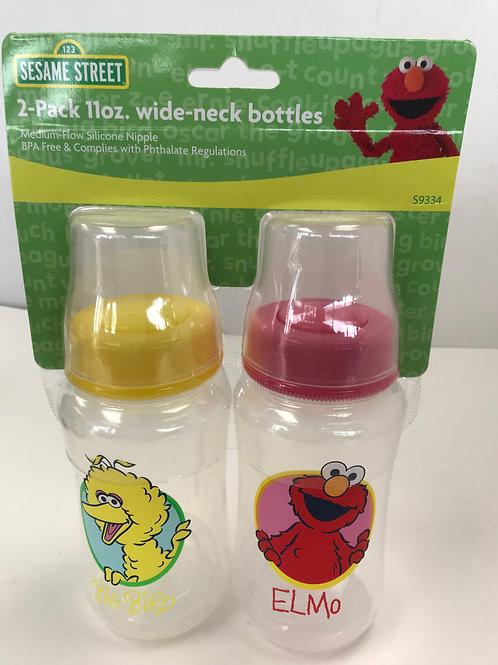 Wide Neck Bottle Assorted Colors
