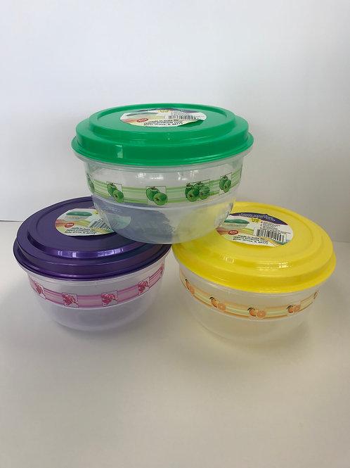 Regent Food Storage Bowl Assorted 48 Q