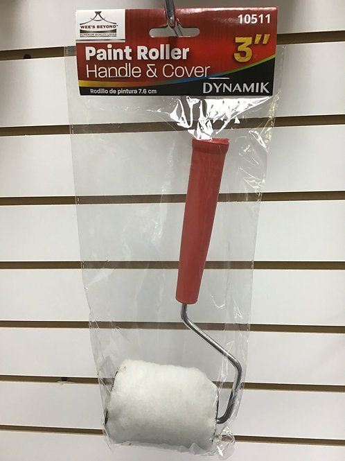 Paint Roller Handle & Cover