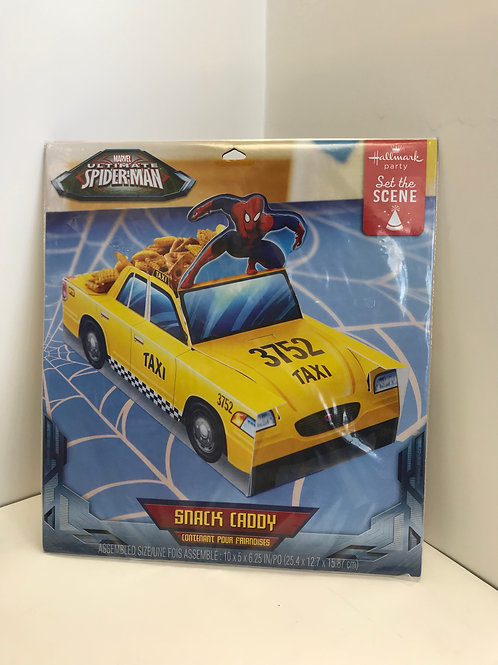Spiderman Snack Caddy
