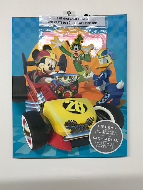 Mickey & Friends Gift Bag Set