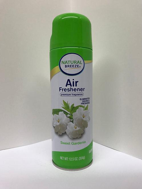 Natural Breeze Sweet Gardenia Air Freshener 12.5 OZ