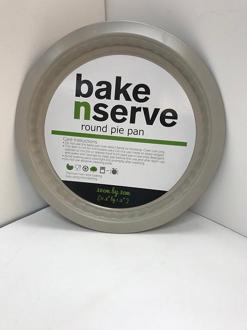 Bake N Serve Round Pie Pan