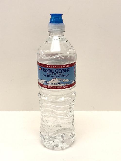 Crystal Geyser Bottle Water 23.6 Oz
