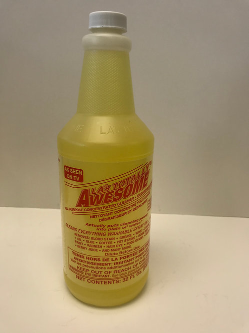 LA's Totally Awesome All Purpose Concentrated Cleaner Refill 32 Fl.Oz