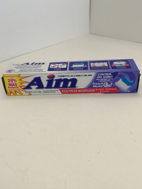 Aim Toothpaste 5.5 OZ