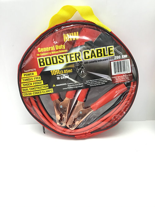 Booster Cabbles 10 ft.