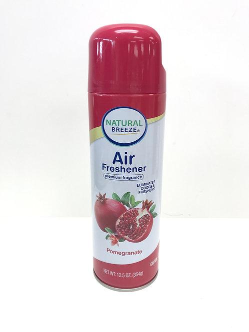 Natural Breeze Air Freshner Pomergranate