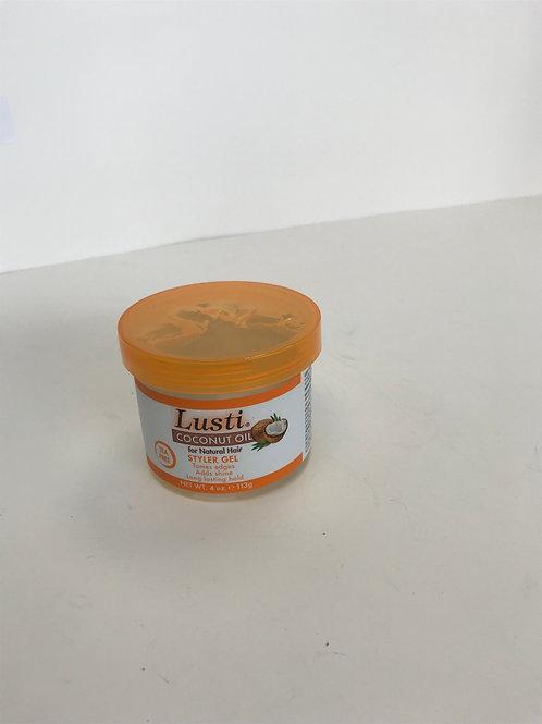 Lusti Coconut Oil Hair Treatment 8 OZ