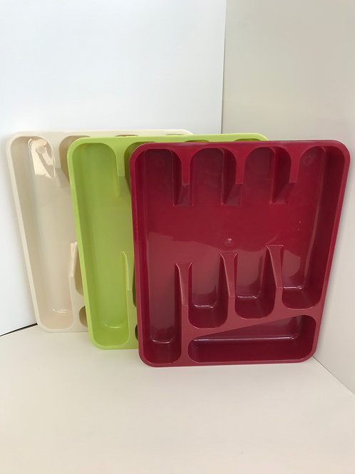 Silverware Holder Assorted Colors