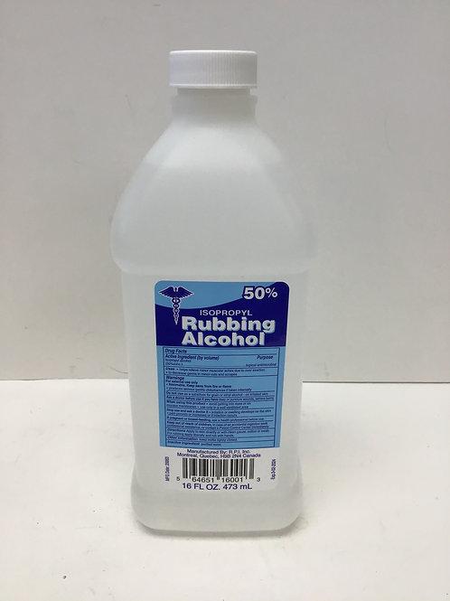 Rubbing Alcohol 50%