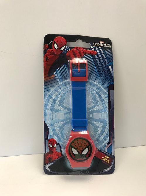Spider Man Watch