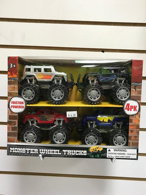 Monster Wheel Trucks