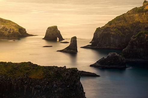 Elephant Rock Norfolk Island   Kentia Holiday Accommodtion