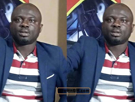 Hot FM's, Justice Opoku-Agyemang (Bigality) Reported Dead
