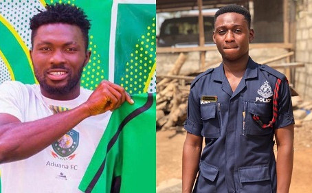 Social Media Reacts To Aduana Stars' Player, Farouk Adams Over Alleged Killing Of Policeman