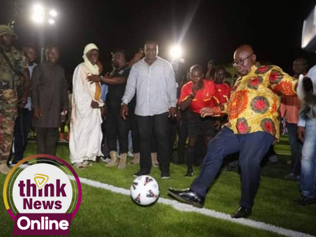 """SPORTS: """"Ghana Premier League, Division One Football Will Restart On 30th October"""" - Akufo-Addo"""