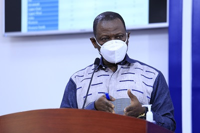 """""""202, 252 Persons Have Been Vaccinated With Covid-19 Vaccine"""" -  Dr. Kuma-Aboagye"""
