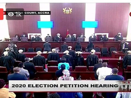 Social Media Reacts To Supreme Court's Judgement On 2020 #ElectionPetition