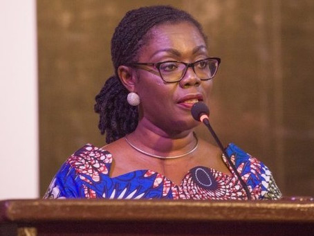 """Ghana To Soon Start National Roaming Service"" – Ursula Owusu Announces"