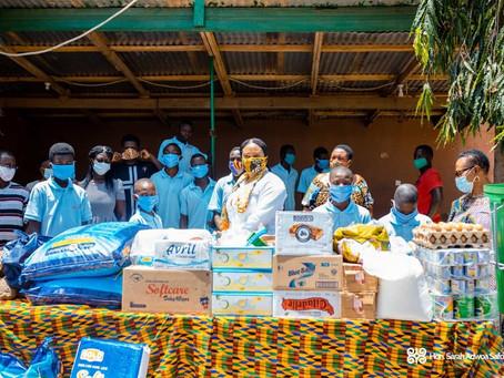 Adwoa Safo Foundation Donates Cash, Items To Two Orphanages