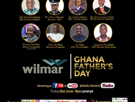 Ghana Father's Day Awards & Dinner Night Set For Tonight