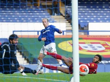 "GODDISON PARK: Liverpool Boss, Jurgen Klopp Praised ""World Class"" Goalkeeper Alisson For A Late Save"