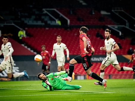 Man United Score 6 In Europa League Semi-Final Win Against Roma (Pictures)