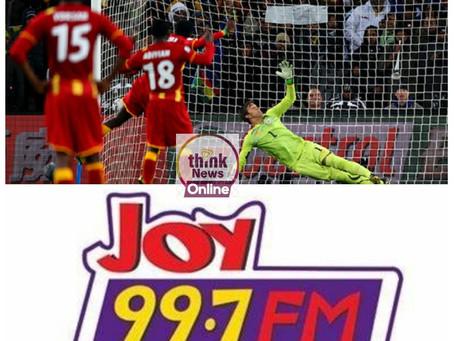 Asamoah Gyan Blacklists Joy Fm For Disrespecting Him
