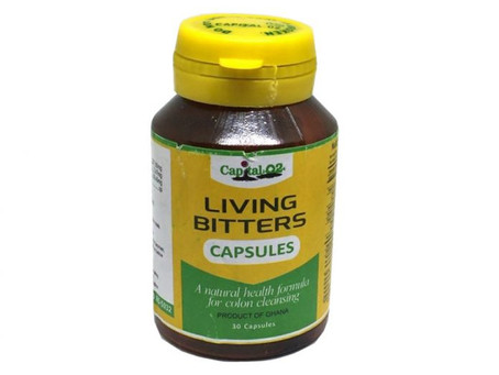"""""""Living Bitters Capsules Has Not Been Adulterated; It Is Safe For Consumption"""" - FDA Confirms"""
