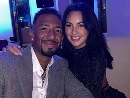 Jerome Boateng's Ex-Girlfriend Kasia Lenhardt Found Dead In Her Apartment
