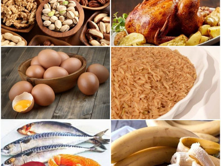 HEALTH: Seven Best Energy Giving Foods Which We Sometimes Ignore