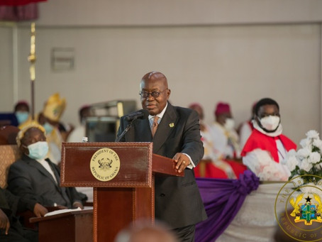 """""""Our Population Has Been Segmented Into 4 Groups Through National Vaccine Deployment Plan"""" - Prez"""