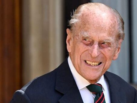 Prince Philip, Duke Of Edinburgh, Dies At Aged 99 (Pictures)
