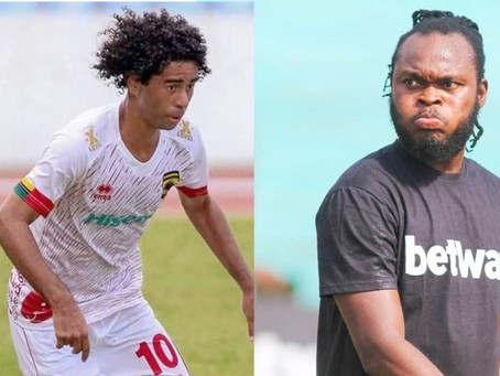 Yahaya Mohammed Reveals Respect For Asante Kotoko's Fabio Gama; Preaches Against Abusing Brazilian