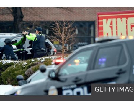 Terrorist Kills 10 People In US Supermarket Shooting