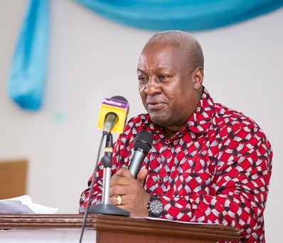 """""""I Never Demanded Return Of Ibrahim's Bauxite Concession To 'Gel' With Akufo-Addo"""" – Mahama"""