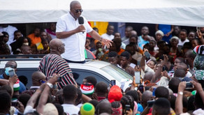 """""""Die For NDC And NDC Will Die For You When We Come To Power"""" - John Mahama"""