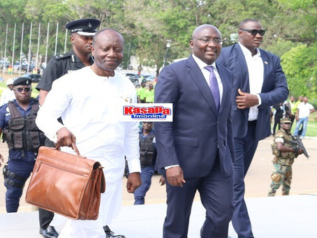 2021 Budget: Bawumia Likely To Replaces Ofori-Atta In Parliament