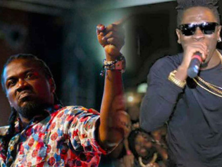 """""""I Did It All By Myself Without A NAM1"""" – Samini Attacks Shattawale"""