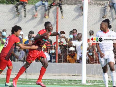 Kotoko Beat Karela United To Break 5-Years Unbeaten Home Record (PICS)