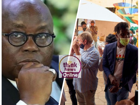 """""""Same-Sex Marriage Will Never Be Legalized In Ghana"""" - Akufo-Addo (VIDEO)"""