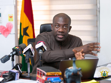 """""""Customary Law Frowns On LGBT Activities, You Cannot Advocate For And Promote It"""" - Oppong Nkrumah"""