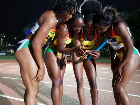"""""""We Can Qualify For Olympics If We Go For Camp' – Gemma Acheampong"""