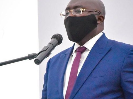 """""""Re-register Your SIMs With Ghana Card Or Risk Losing Your Phone Numbers"""" – Bawumia"""